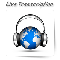 Live Transcription