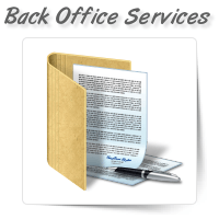 Back Office/Letter Services
