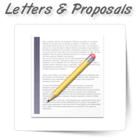 Sales Letters & Proposals