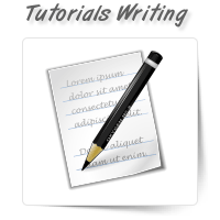 Product Tutorials Writing