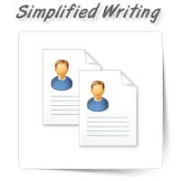 Simplified Review Writing