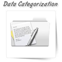 Post/Data Categorization