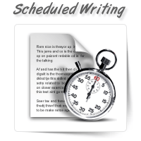 Scheduled Review Writing