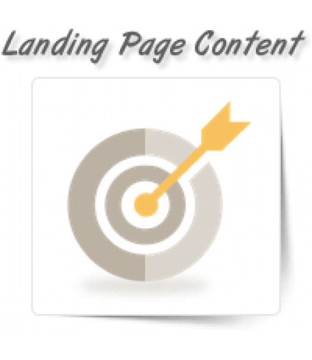 PPC Landing Page Content