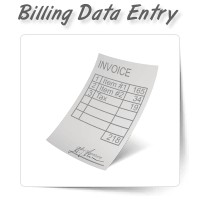 Billing/Order Data Entry