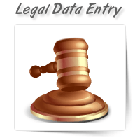 Legal Data Entry
