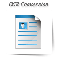 OCR Conversion