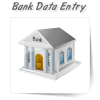 Bank Data Entry