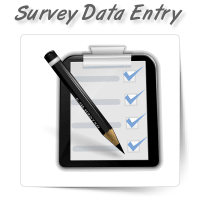 Survey Data Entry