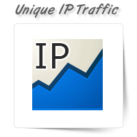 Unique IP Traffic