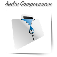 Audio File Size Compression
