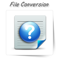 Unknown File Format Conversion