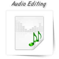 Audio Editing/Cropping