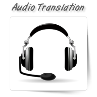 Audio Translation