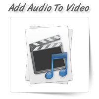 Adding Audio into Video File