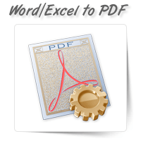 Word/Excel to PDF Conversion