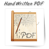 Hand Written Documents to PDF