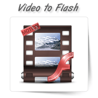Convert Video to Flash FLV/SWF