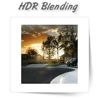 HDR Blending