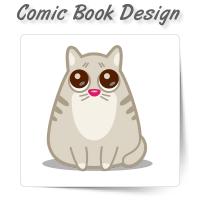 Comic Book/Cartoon Design