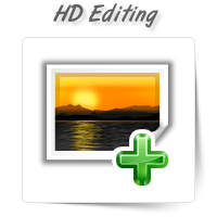 High Definition Editing