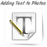 Adding Text to Photos