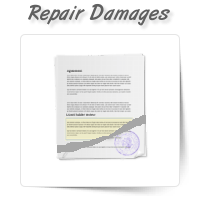 Repair Damaged Documents