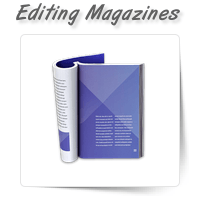 Image Editing for Magazines