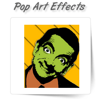 PopArt Effects