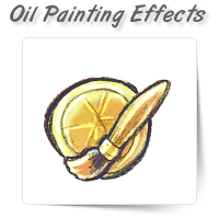Oil Painting Effects