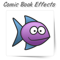 Comic Book Effects