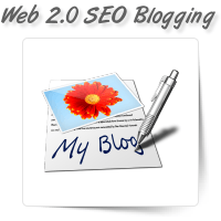 Web 2.0 SEO Blogging