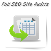 Full SEO Site Audits