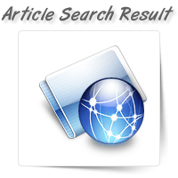 Article Search Result Optimization