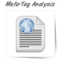 Meta-Tag Analysis