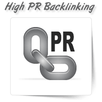 High Page-Rank Backlinking