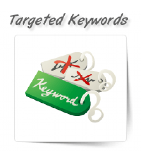 Targeted Keywords Identification