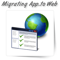 Migrating Application to the Web