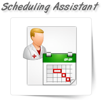 Patient Scheduling/Verification Assistant
