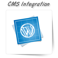 WordPress/Joomla/CMS Integration