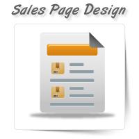 Landing/Sales Page Design