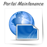 Web Portal Maintenance