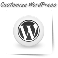 WordPress Template Customization