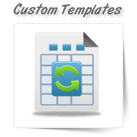 Custom Template Modification