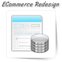 ECommerce Redesigning
