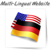 Multilingual Website Redesigning